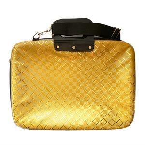 Waka Gold Laptop Bag